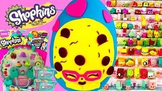 SHOPKINS Season 3 Candy Cookie Play D