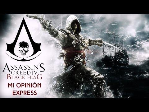 Assassin's Creed IV: Black Flag (2013) - Mi opinión / crítica EXPRESS