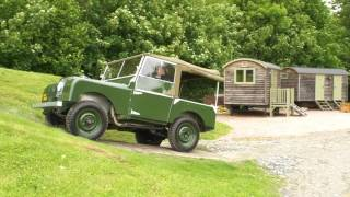 Live Test Drive - Land Rover Series I Reborn