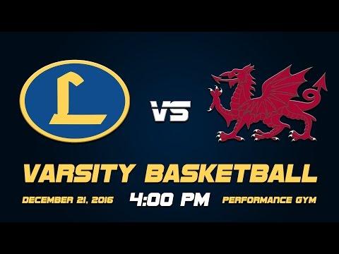 Loyola Blakefield Varsity Basketball v. Glenelg Country School