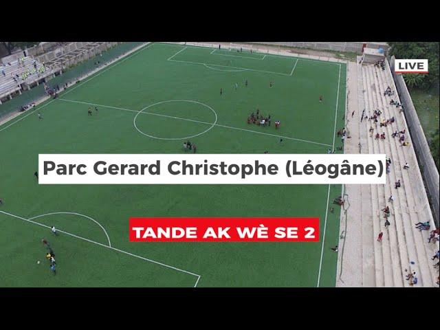 Parc Gerald Chirstophe Léogâne, LIVE pou nou konn si Pacs sa egziste vre