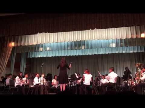Herricks Middle School 7th Grade Winter Concert 2014 - Frozen Highlights