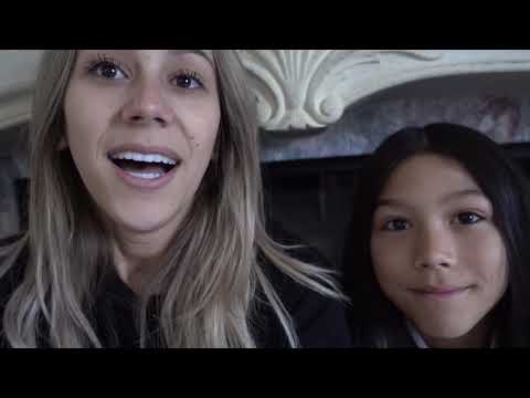 TXUNAMY WEARS A CROP TOP TO SCHOOL PRANK ON DAD!! | Familia Diamond