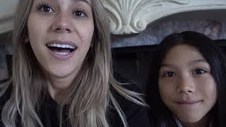 TXUNAMY WEARS A CROP TOP TO SCHOOL PRANK ON DAD!! | Familia Diamond