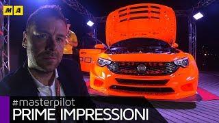 Fiat Tipo TCR | Eccola in tuta da corsa Tecnodom
