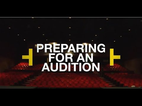 How to Prepare for an Audition (with Pictures) - wikiHow