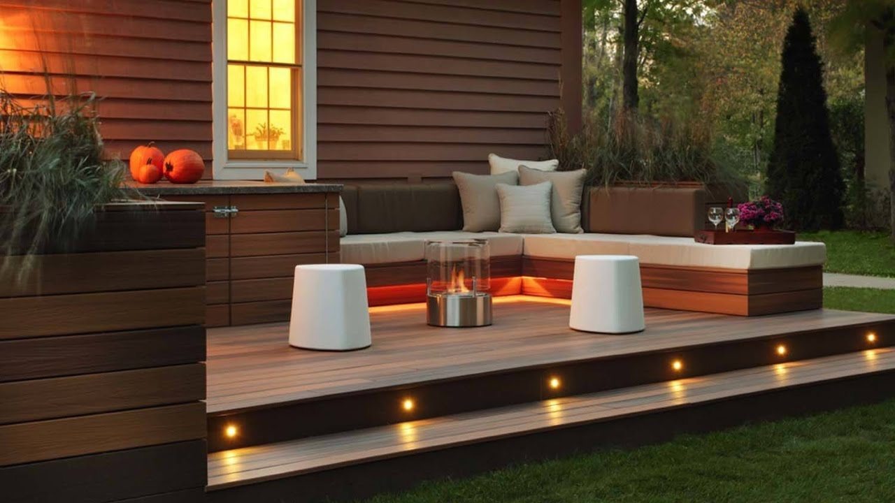 Budget Friendly Patio Design Ideas | Modern Backyard Patio Design Ideas