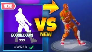"*NEW* ""BOOGIEDOWN"" Emote in Fortnite // Every Leaked Item!"