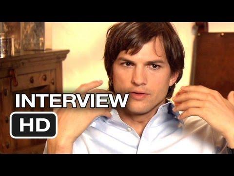 Jobs Interview - Ashton Kutcher (2013) - Steve Jobs Movie HD