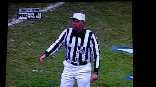 NFL Ejection