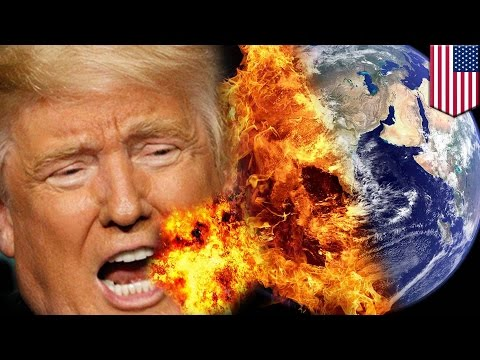 If Trump becomes president: Donald will make the world great again, until aliens blow it up