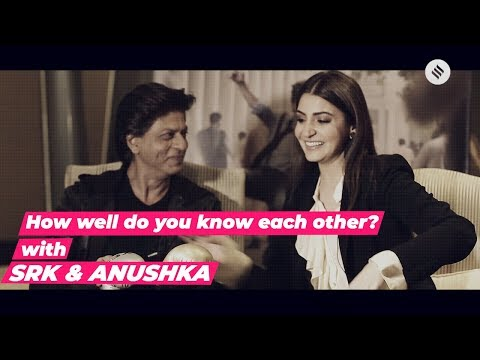 Shah Rukh Khan and Anushka Sharma | Prepare yourself for a laugh riot