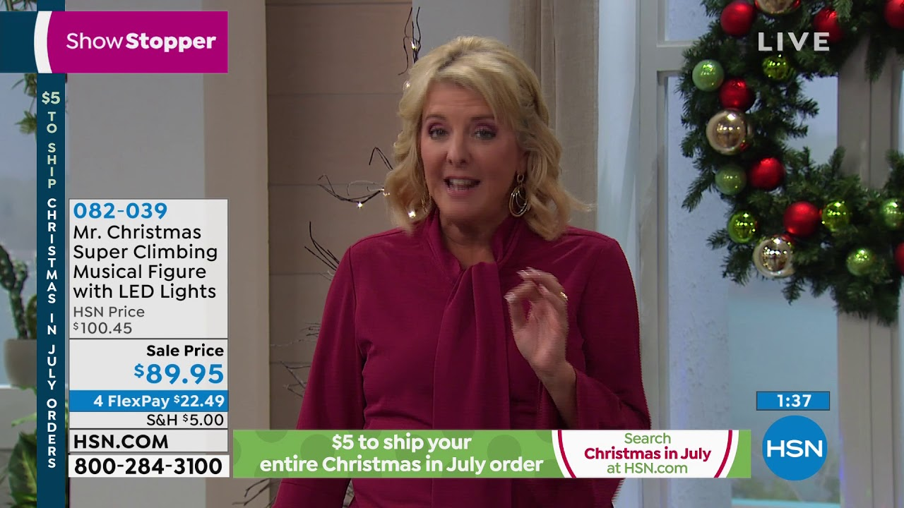 Hsn Christmas In July 2019 HSN | Christmas in July Home Decor 07.09.2019   01 AM   YouTube