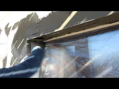 Утепление фасадов штукатуркой короед в Анапе