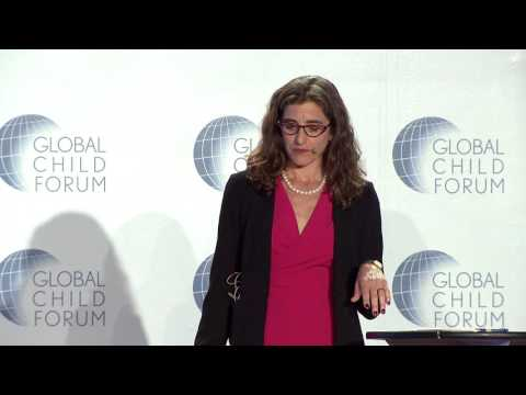 Global Child Forum SEA 2016 - Dr. Fiona Rotberg, Research Director, Global Child Forum
