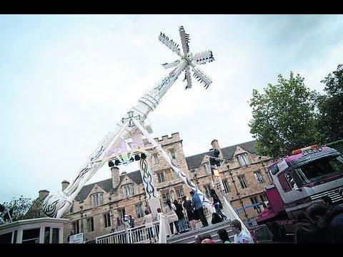 St Giles fair Oxford - Air