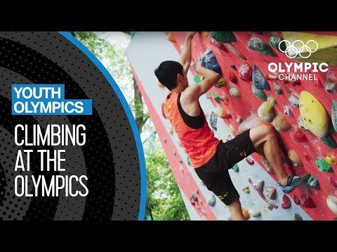 Sports Climbing according to China's Pan Yunfei | Youth Olympic Games