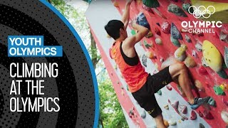 Sports Climbing according to China's Pan Yunfei | Youth Olympic Games
