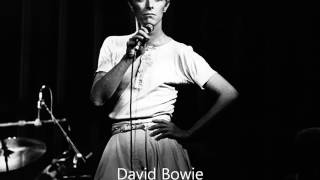 David Bowie - Sweden 2 jun 1978 20. Station to station