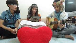 Tình yêu màu nắng - guitar cover by Pôn Nghiêm Túc, Gin Trần, Hải Vân