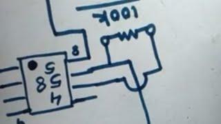 JRC4558 ic curcuit diagram