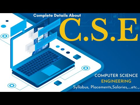 Btech in Computer Science Engineering Complete Course Details | CSE | Admission| Roots Academy
