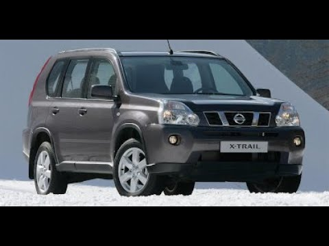 Test Nissan X Trail 2008 Y 2012 Auto Al D 205 A Youtube