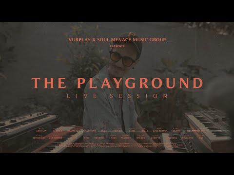 KENNY GABRIEL - THE PLAYGROUND LIVE SESSION