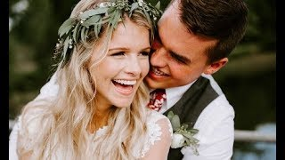 Josie Bates and Kelton Balka''s Wedding / Relationship compilation video