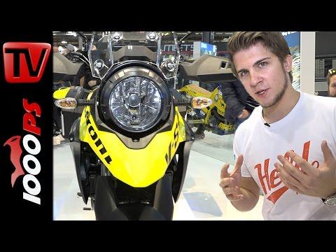 Suzuki V-Strom 250 2017 | Horvaths Motorrad Neuheiten
