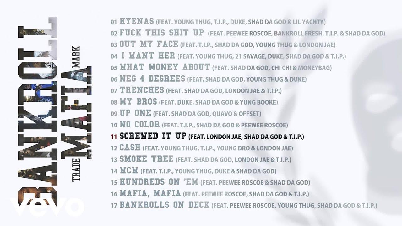 Download Bankroll Mafia - Screwed It Up Again (Audio)