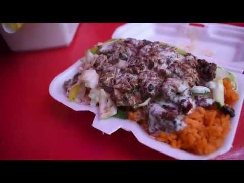 Philippine Street Food: Shawarma Rice