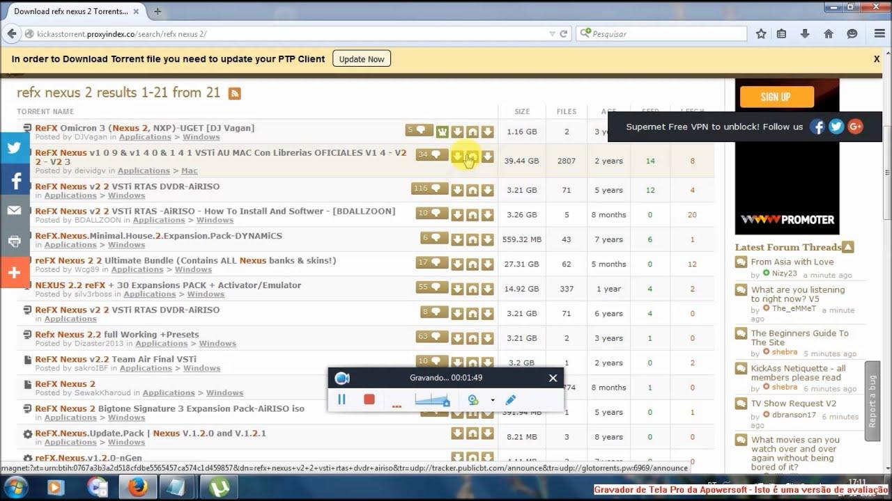 refx nexus 2 torrent kickass