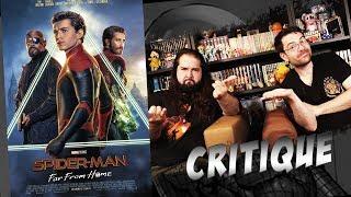 CRITIQUE -  Spider-man Far From Home - Spoilers à partir de 11:40