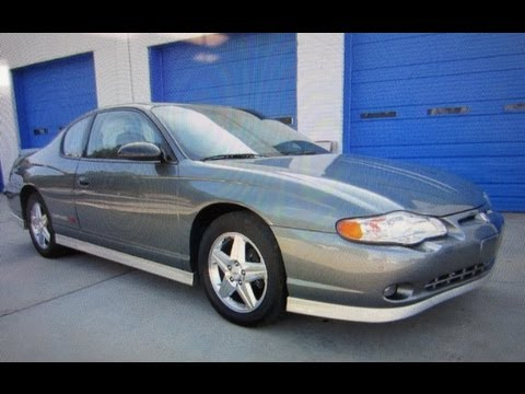 Ss Monte Carlo >> 2005 Chevrolet Monte Carlo SS Supercharged Start Up, Exhaust, and In Depth Tour - YouTube