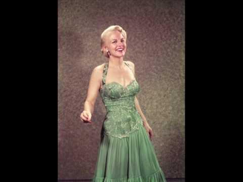Peggy Lee: Sunshine Cake (Burke / Van Heusen) - Recorded October 7, 1949