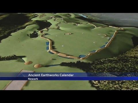 Ancient Earthworks calendar
