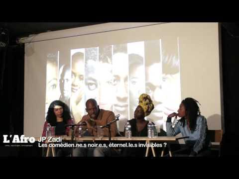 La place des comédien.ne.s noir.e.s dans l'industrie en France pt.1