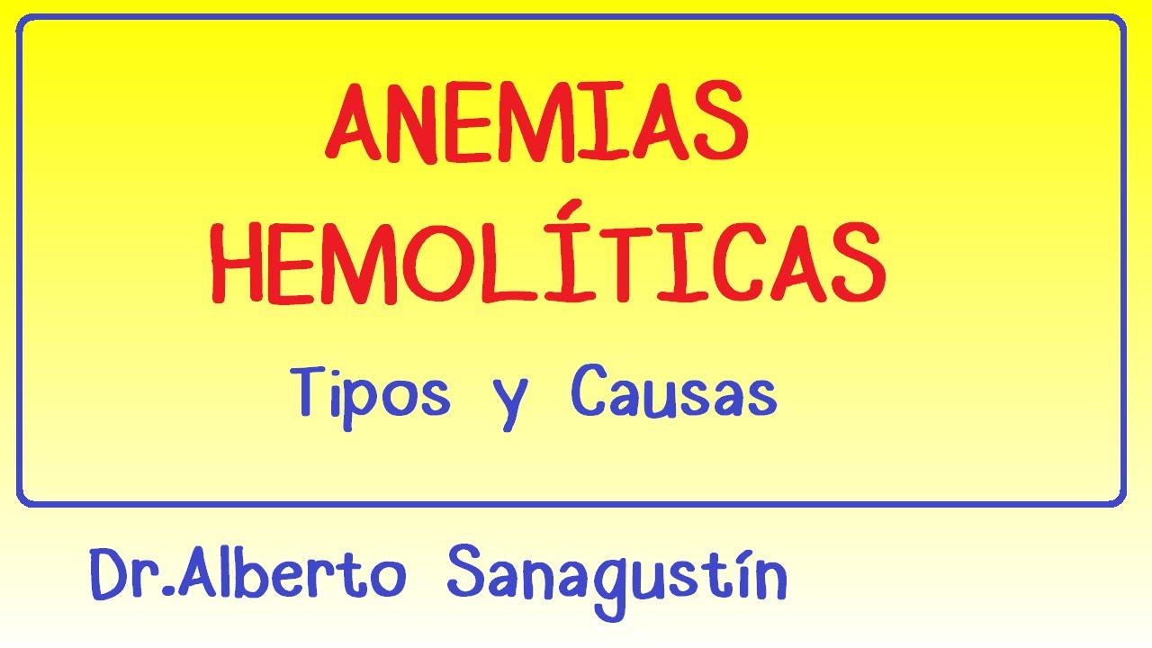 Repositório da Universidade de Lisboa: Anemia hemolítica ...