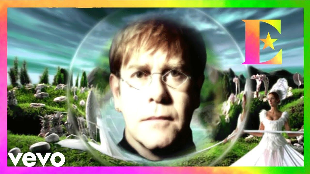 Elton john blessed скачать бесплатно mp3