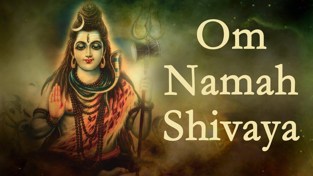 Shiva Panchakshara Stotra & Om Namah Shivaya - YouTube Ом Намах Шивая
