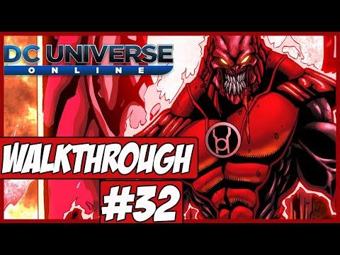 DC Universe Online Walkthrough Ep.32 w/Angel - Lanterns!