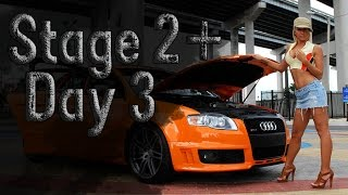 2002 Audi S4: Ep. 30 - DIY Stage 2 tear down - Day 3