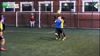 1.FC Meva - 2.Osmanlı Spor ÖZET / Gaziantep  / iddaa Rakipbul Ligi 2014 Kapanış Sezonu