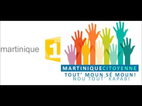 MARTINIQUE CITOYENNE MARTINIQUE 1ERE RADIO  13 09 2015 FACE A LA PREMIERE