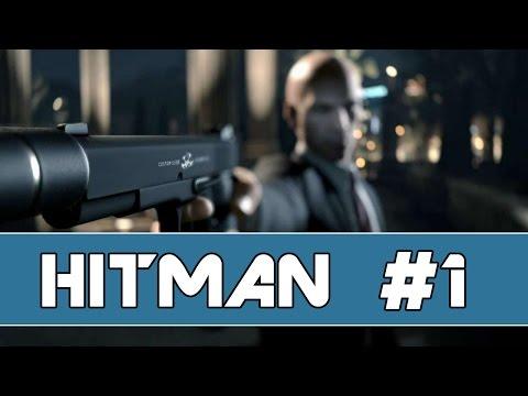Dansk | Hitman Enter A World Of Assassination | Party Killer Afsnit 1