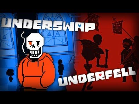 UNDERSWAP AND UNDERFELL GET BRAND NEW DEMOS!!