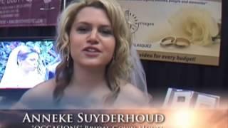 Bridal Guide Wedding Faire Promo Redding, CA 2014