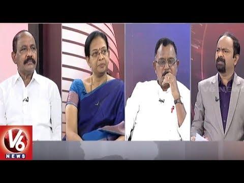 Special Debate On Rythu Bandhu Success   Good Morning Telangana   V6 News