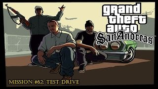 GTA San Andreas: Mission #62: Test Drive [HD]